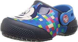 crocs ' funlab 米老鼠儿童洞洞鞋