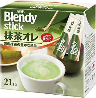 Blendy Stick Matcha Au Lait 21sticks
