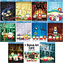 South Park: TV Series Complete Seasons 12-21 Blu-ray Collection + Bonus Art Card