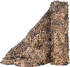 LIXIONG schaduwdoek schaduwnet, outdoor zonnebrandcrème Camo net, camouflage Woodland Netting Bulk Roll netten voor woesti...