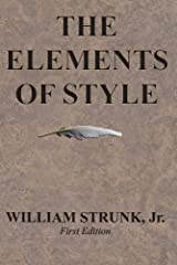 The Elements of Style Illustrated Kindle Edition