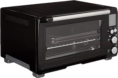 Breville Smart Pro Countertop Oven, Bla, Black Sesame (Renewed)