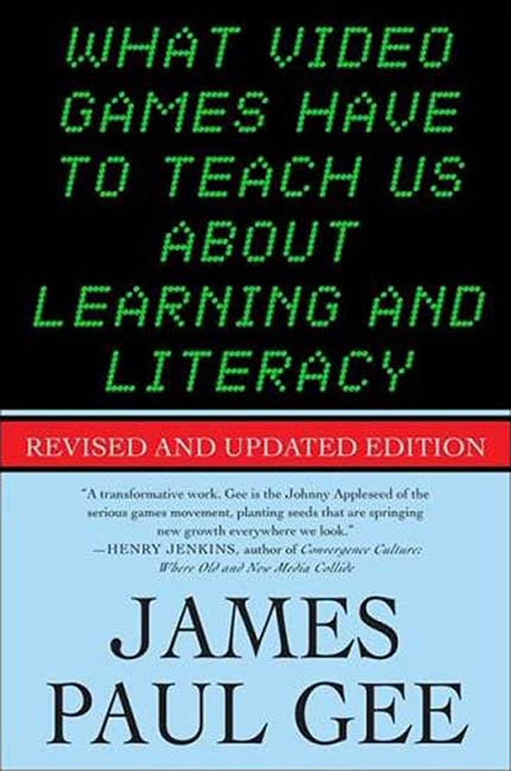 キノコサポート姓What Video Games Have to Teach Us About Learning and Literacy. Second Edition (English Edition)