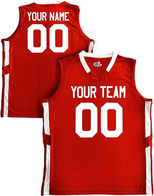 Custom Selling rankings Basketball Uniform Men's Old School with overseas Style Jersey Nam