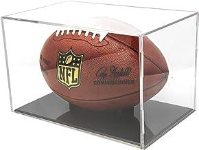 product image for BallQube UV Grandstand Football Display Black Base