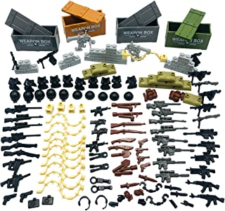 Taken All Custom Military Army Weapons and Accessories Set C