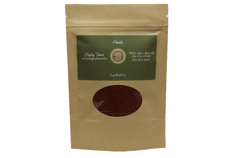 Branded goods Paprika Quantity limited Ground 2 oz