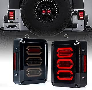 Best jeep wrangler jk led tail lights Reviews