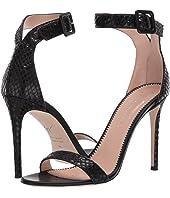 Giuseppe Zanotti - Neyla Croc Embossed Heel Sandal