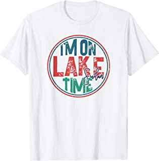 Lake Sinclair Georgia, I'm on Lake Time T-Shirt