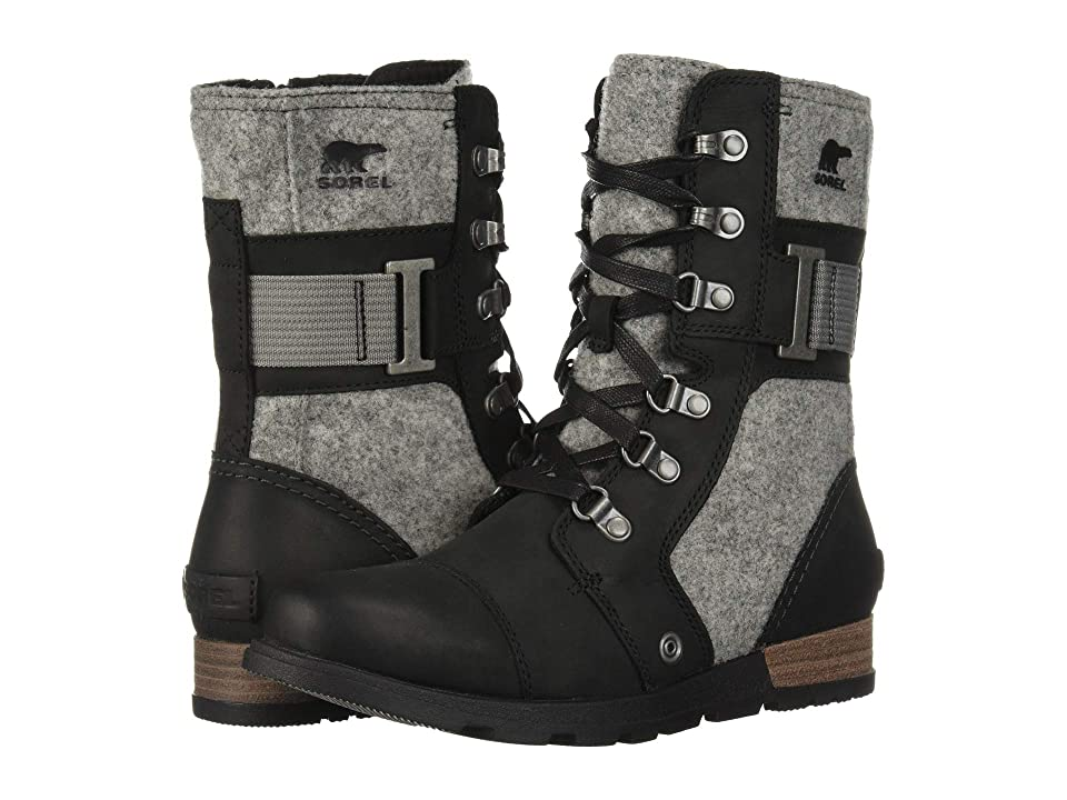 SOREL Soreltm Major Carly (Black) Women