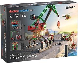 FischerTechnik Universal Starter Building Sets, Multi-Colour, 536618