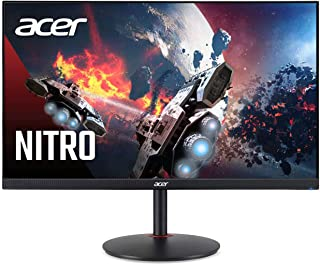"""Acer Nitro XV272 Sbmiiprx 27"""" Full HD (1920 x 1080) IPS Gaming Monitor   AMD FreeSync Technology   Up to 165Hz   Up to 0.5..."""