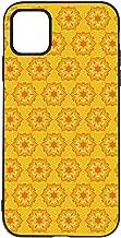 Rangoli Design Pattern Comfortable Phone Case,131421 for iPhone 11