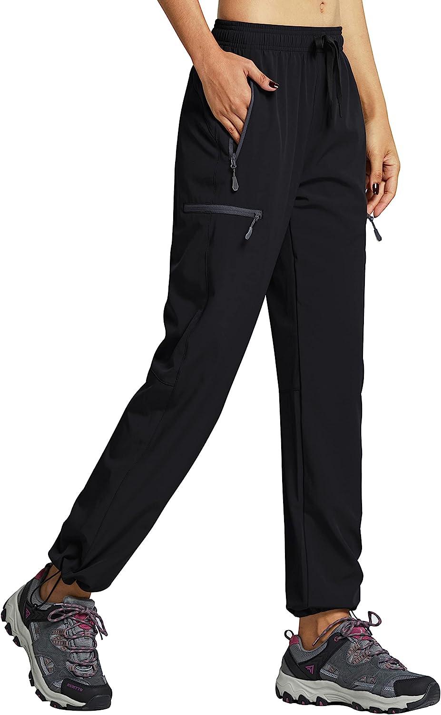 Libin Women's New products world's highest quality popular Cargo Hiking Max 74% OFF Pants Pan Quick Dry Lightweight Capri