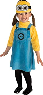 Despicable Me 2 Female Minion Costume, Blue/Yellow, Infant