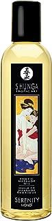 Shunga Aceite Masaje Serenity, MonoÏ, Color Amarillo