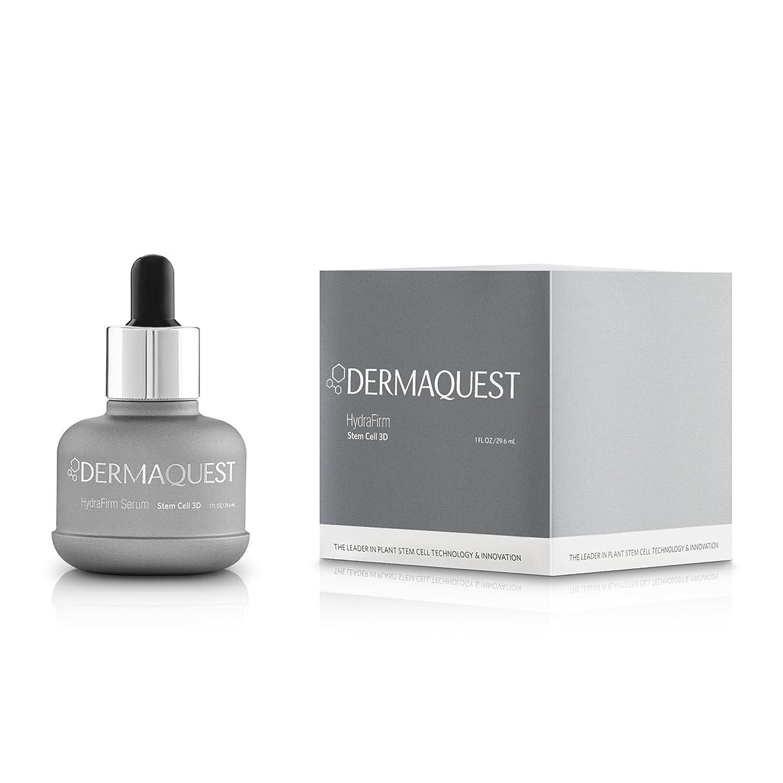 戦士扱いやすいリアルDermaQuest Stem Cell 3D HydraFirm Serum 29.6ml/1oz並行輸入品