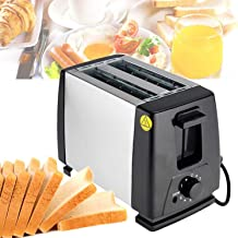 Automatic 2 Slice Toaster Maker Machine Fast Heating Electric Bread Toaster Oven Toaster Sandwich Maker Grill Machine Kitchen,Russian Federation