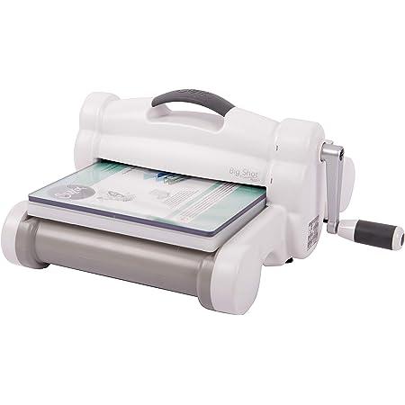 Sizzix 660020 Big Shot Plus Machine scrapbooking de découpe et gaufrage