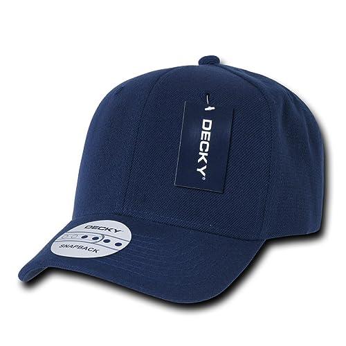 8e14e4fd1 Baseball Hats with High Crown: Amazon.com