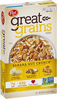 Best banana nut cereal Reviews