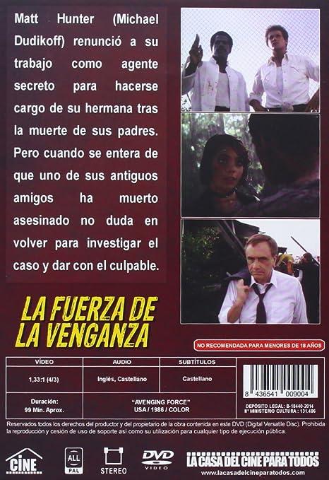 La Fuerza De La Venganza [DVD]