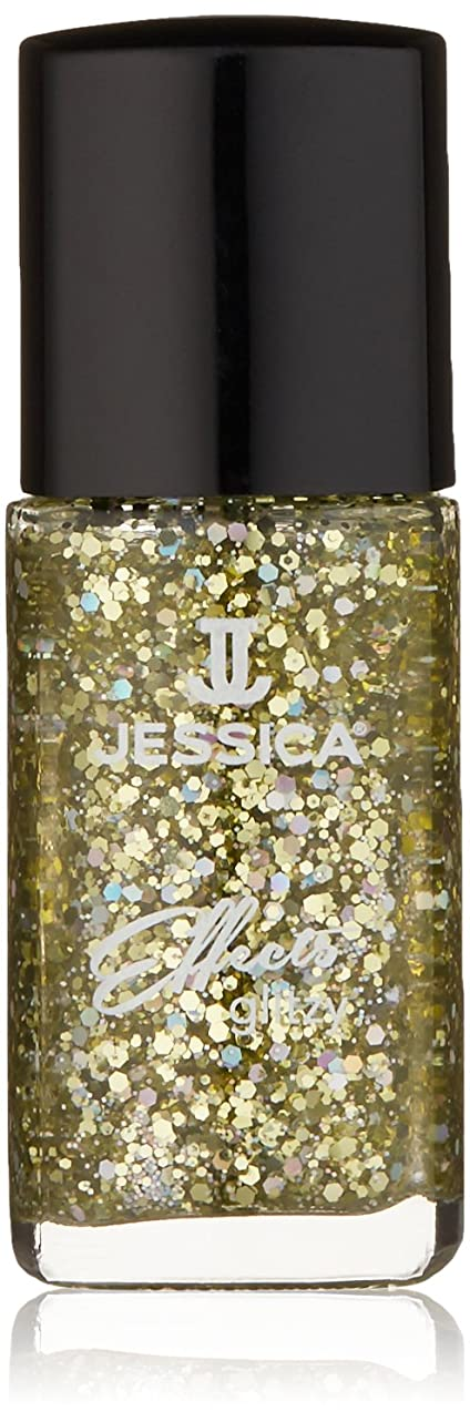 堤防学習者つなぐJessica Effects Nail Lacquer - Starstruck - 15ml / 0.5oz