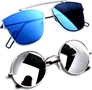fd20360db42 Blues Men's Sunglasses: Buy Blues Men's Sunglasses online at best ...