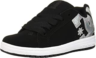 DC Kids' Court Graffik Se Skate Shoe