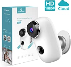 HeimVision HMD2 Wireless Rechargeable Battery-Powered Security Camera, 1080P Video with..