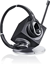 Sennheiser DW Pro 2 Dual Ear Wireless Office Headset with Microphone -DECT 6.0