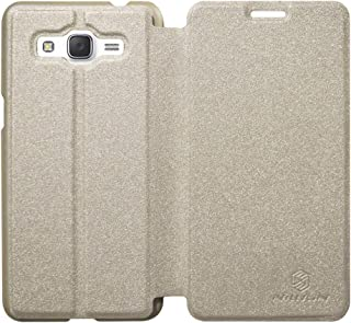 COVERBLACK Flip Cover for Samsung Galaxy Grand 2 G7102/G7106 - Golden