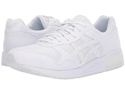 ASICS Tiger Lyte-Trainer (White/White) Men