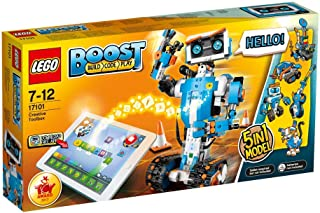 LEGO BOOST Creative Toolbox for age 7-12 years old 17101