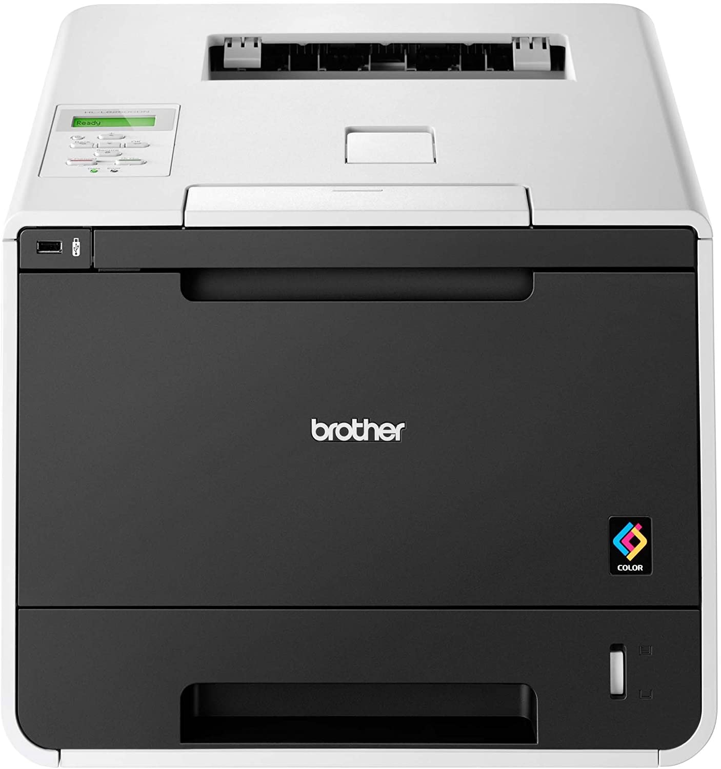 Brother Printer HLL8250CDN Color Printer with Networking and Duplex Printing, Amazon Dash Replenishment Enabled