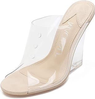 Sandals - Clear / Sandals / Shoes