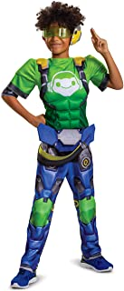 Disguise Lucio Overwatch Muscle Boys' Costume
