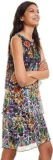 Desigual womens DRESS FLORENCIA Dress