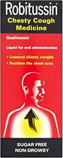12 x Robitussin Chesty Cough Medicine 250ml