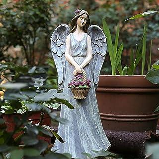 1PC Garden Courtyard Outdoor Ornament Decoration Gardening Ornaments,Lovely Bedroom Living Room Statue Sculpture