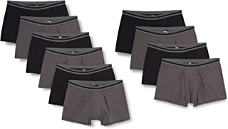 Amazon Brand - find. Men's Cotton Stretch Trunks, Pack of 5/Pack of 7/Pack of 10
