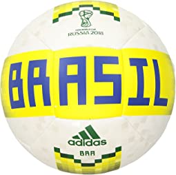 adidas Official Licensed Product Brazil Ball
