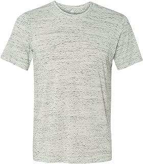 Bella + Canvas Unisex Poly-Cotton Short-Sleeve T-Shirt - White - XS - (Style # 3650 - Original Label)