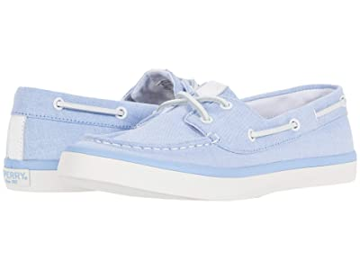 Sperry Sailor Boat Chambray (Blue) Women