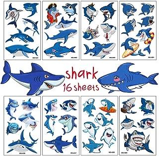 Best tiny shark tattoo Reviews