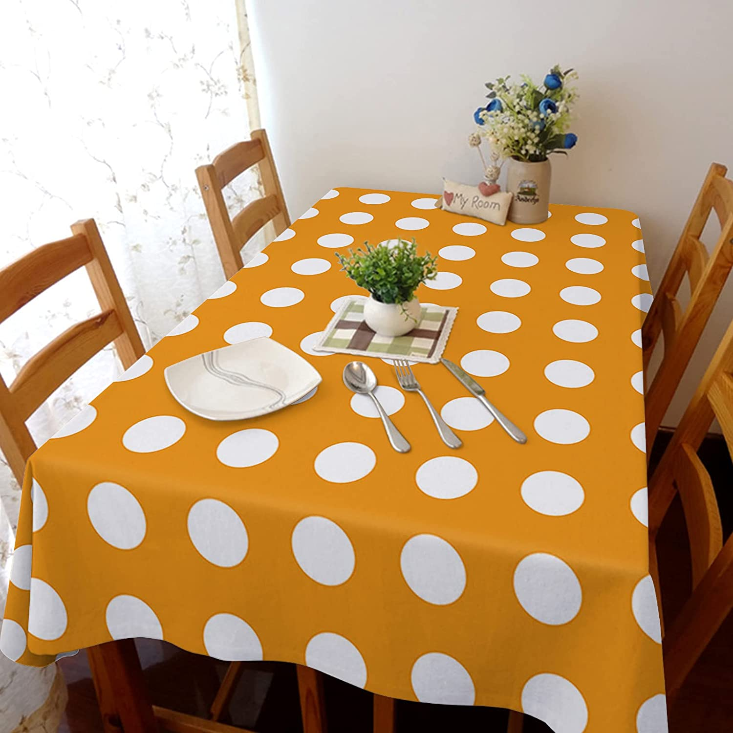 Arts Language Tablecloth for Under blast sales Rectangle Translated Point Wave Circle Table Y