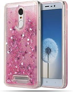 d121cbb952b Caselover Funda Xiaomi Redmi Note 3, Carcasa Xiaomi Redmi Note 3 Pro, 3D  Bling