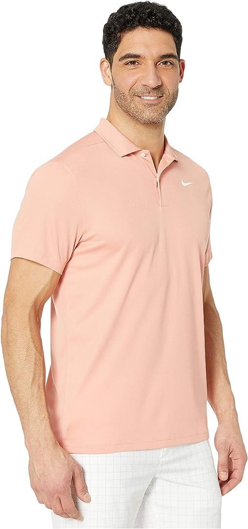 Pink Quartz/White