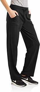 Women's Essential Athleisure Knit Pant Available in Regular and Petite